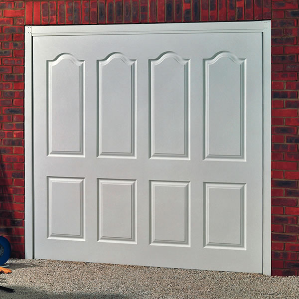 Up And Over Grp Garage Doors In Aberdeen Scotland Grampian Garage