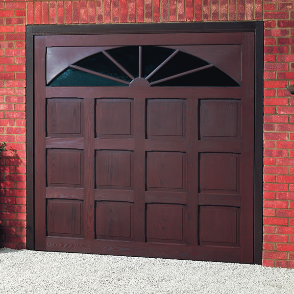 Up And Over Grp Garage Doors In Aberdeen Scotland