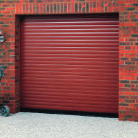 Thermaglide Insulated Roller Garage Door