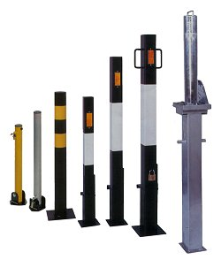 Centurion Security Posts and Manual Bollards